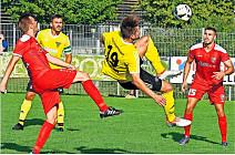 Maximilian Knödler mit dem Treffer zum 3:3