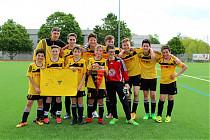 U13 Meistermannschaft