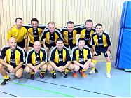 TVE Ü35 Team in Bernhausen