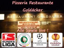 Pizzeria Restaurante Goldäcker
