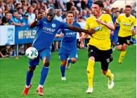 Pokal: TV Echterdingen - Stuttgarter Kickers