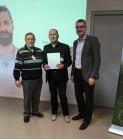 Ehrenamtspreis für Kurt Fuhrmann