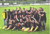 Meister 2015/16 TVE U23