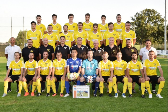 2017/2018 1.Mannschaft