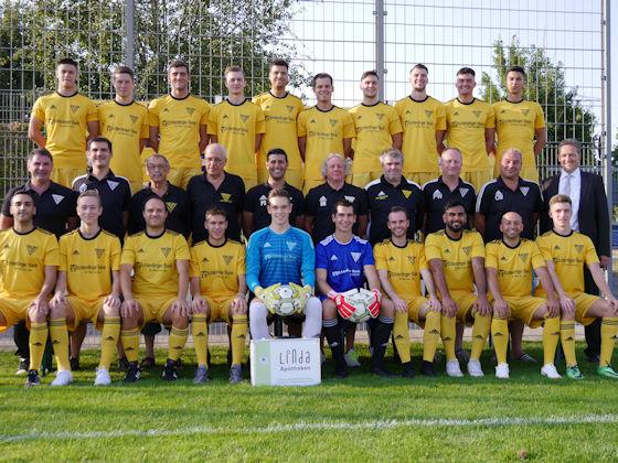 U23 Team 2018/2019 (zum Vergrößern Bild anklicken)