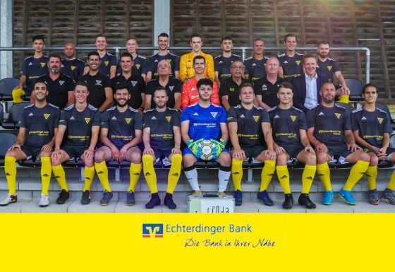 U23 Team 2019/2020 (zum Vergrößern Bild anklicken)