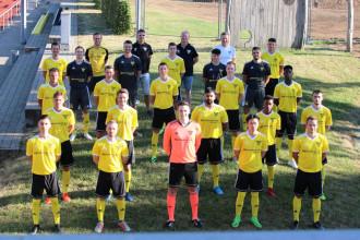 U23 Team 2020/2021 (zum Vergrößern Bild anklicken)