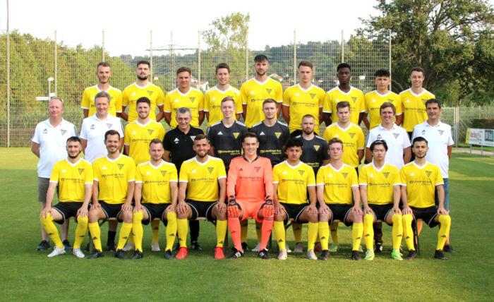 U23 Team 2021/2022 (zum Vergrößern Bild anklicken)